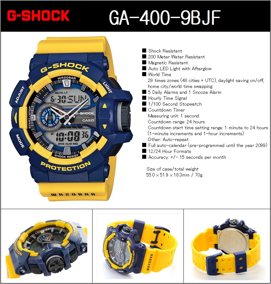 Buy Casio G Shock Watch 100 Authentic With Ems Free Shipping Ga 110fc 1adr 110gb 1a 110hc 110rg 400 Deals For Only S140 Instead Of S